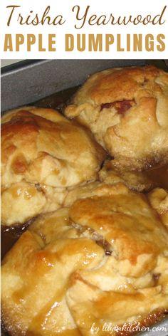 Apple Dessert Recipes, Apple Recipes, Easy Desserts, Fall Recipes, Baking Recipes, Delicious Desserts, Yummy Food, Tasty, Pastry Recipes