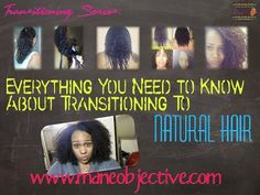 Transitioning 101: Everything You Need to Know About Transitioning to Natural Hair | Black Girl with Long Hair