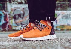 "adidas ZX Flux ADV X ""Craft Chili"" - EU Kicks: Sneaker Magazine"