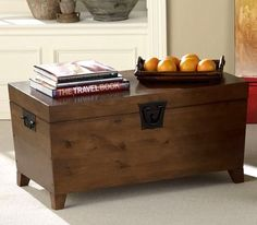 Danville Trunk Coffee Table with Lift-Top Wildon Home ® From $159.00 (prices vary)