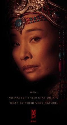 "Netflix TV - series ""Marco Polo"""
