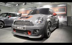 New MINI GP 2012 Official Presentation at MINI United . With www.thecomminity.com