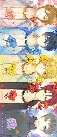 Random person: what is so amazing about Anime? Me: anime guys, just anime guys Anime Chibi, Anime Naruto, Manga Anime, Cute Anime Boy, Hot Anime Guys, I Love Anime, Manhwa, Swimming Anime, Super Anime