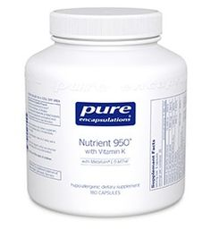 Pure Encapsulations Nutrient 950 with Vitamin K is the preferred multi in my clinic, the Diet and Health Center. It has the correct form of Folate, 5MTHF.