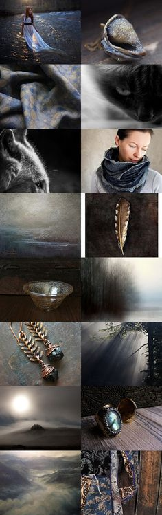 Brave: Through A Glass Darkly by Sue Raybine on Etsy--Pinned+with+TreasuryPin.com