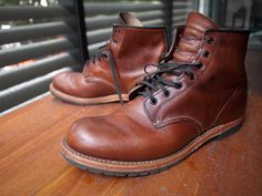 Redwing is the best work boot out!