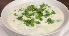 Palak Paneer, Cheeseburger Chowder, Hummus, Beef Recipes, Mashed Potatoes, Sausage, Curry, Pork, Ethnic Recipes