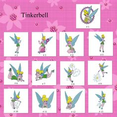 Hey, I found this really awesome Etsy listing at https://www.etsy.com/listing/170824822/tinkerbell-embroidered-quilt-blocks
