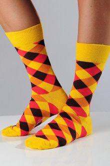 Ooooh Tartan socks