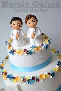 Fotografija Marzia Caruso cake design.