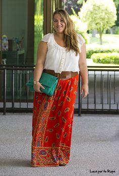 Skirt & Belt