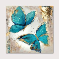Oil painting On Canvas Abstract - Oil painting For Beginners Palette Knife - - - Oil painting Still Life Study Oil Painting Abstract, Acrylic Painting Canvas, Watercolor Art, Modern Oil Painting, Butterfly Painting, Butterfly Art, Painting Flowers, Modern Art Paintings, Animal Paintings