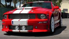 Awesome Ford Mustang Shelby GT500 Eleanor