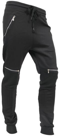 VW Mens Fleece Jogger Pants (1VWA5004)
