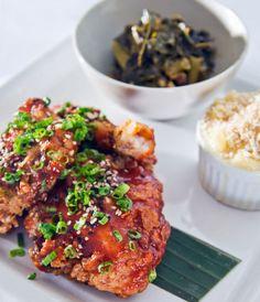 Korean Fried Chicken from Meritage in Center City, Philadelphia