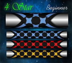 4 Star step by step Custom Rod Building Cross Wrap Pattern Facebook Page