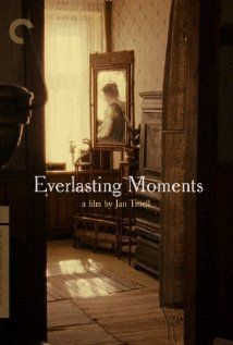 'Everlasting Moments' is a Swedish language film set in the early 1900's. Winning a camera in a lottery proves to be life-changing for a young working-class woman.