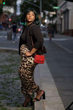 Jogger Pants, Joggers, Leopard Pants, Printed Pants, Bass, High Waist, Cold Shoulder Dress, Satin, Silhouette