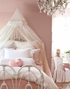 Déco chambre fille de vos rêves - princess-chambre-enfant-fille