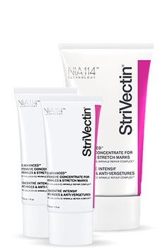 SD Advanced™ Intensive Concentrate for Wrinkles and Stretch Marks - Triple Set