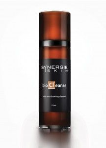 Synergie Skin – BioCleanse sulfate/paraben free. Perfect cleanser for sensitive to normal skin types.