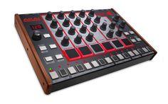 Akai Rhythm Wolf (Drum/Bass/Step Sequencer).