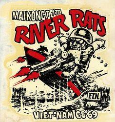 river rats in vietnam war   maikong delta river rats street rods rat fink big daddy rat rods ...