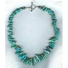 Natural graduated Turquoise...