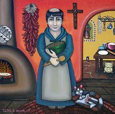 San Pascuals Kitchen by Victoria De Almeida
