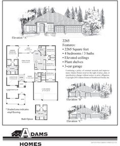 New Dream Homes for Sale in Plymouth Hollow located in Sorrento, FL   Adams Homes