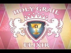 HolyGrailElixers.com E Juice Review #girlsthatvape #vaping #ejuice #ecigs #vapelyfe