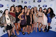 American Idol celebrates top 24