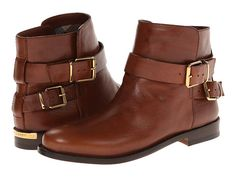 Burberry Kalina Booties in Tortoise Amber - *cries cuz these are so beautiful*