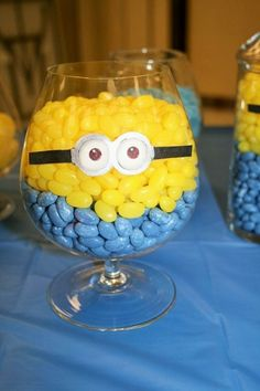 #Minion Party Sweets!