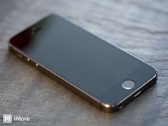 iPhone 5s Space Gray | Simply Perfect