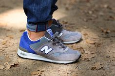 THE GOOD WILL OUT x NEW BALANCE 577 (AUTOBAHN PACK) | Sneaker Freaker