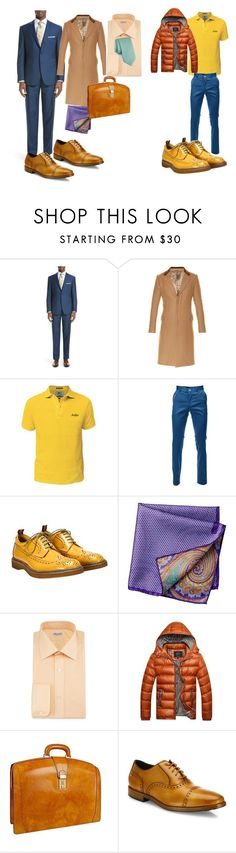 """#1"" by katerina-kat-1 ❤ liked on Polyvore featuring Canali, Alexander McQueen, MC2, Green George, Charvet, Pratesi, Cole Haan, Vineyard Vines, men's fashion and menswear"