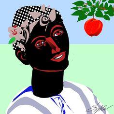 """""""Apple Catcher"""", by Sylok."""