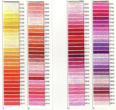 98 Best Craft Supplies Embroidery Floss Threads Images On