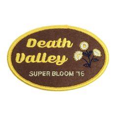 Death Valley Superbloom '16 souvernir pack