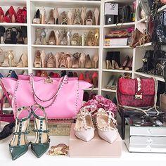 fashionhippieloves-walk-in-closet-valentino-garavani-rockstud-bag-shoes-shoecloset