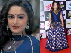 Then and now: Jaya Prada is a stunner