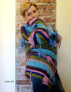 Calu Art: czas na ciepły sweterek