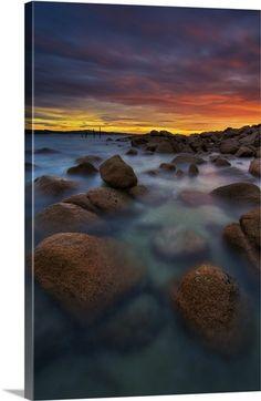 100 Best Sunset Art Ideas Sunset Art Sunset Great Big Canvas