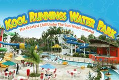 On the tenth day of Christmas the day would be spent at Kool Runnings water park