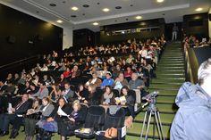 """https://flic.kr/p/k7yVUV    Conferência """"Eleições Europeias: a SUA opinião conta"""", FEV 2014"""