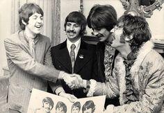 Beatles Shake