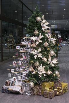 40 árvores de Natal decoradas por arquitetos e designers consagradas - Casa