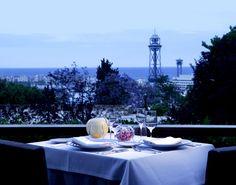 Forestier. Hotel Miramar Barcelona