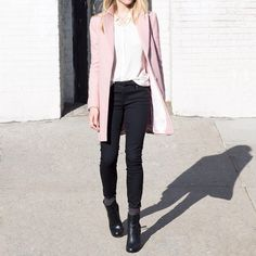 This jacket has us blushing.